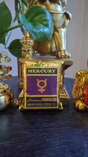 "LuckyMojoCurioCo ""Neptune"" Incense Powders #Great Deal #LuckyMojoCurioCo #LuckyMojo #IncensePowders #PlanetaryMagick #HoodooIncense"