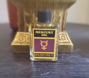 "LuckyMojoCurioCo ""Mercury Oil"" Anointing / Conjure Oil #GreatDeal #LuckyMojoCurioCo #LuckyMojo #EffectiveOils #MustHave"