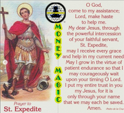 "Saint Expedite Special ""Magic Money"" Instant Download *Easy Rituals* #SaintExpedite #PowerfulRitual #MoneyMagic #333Energy #PatronSaint"