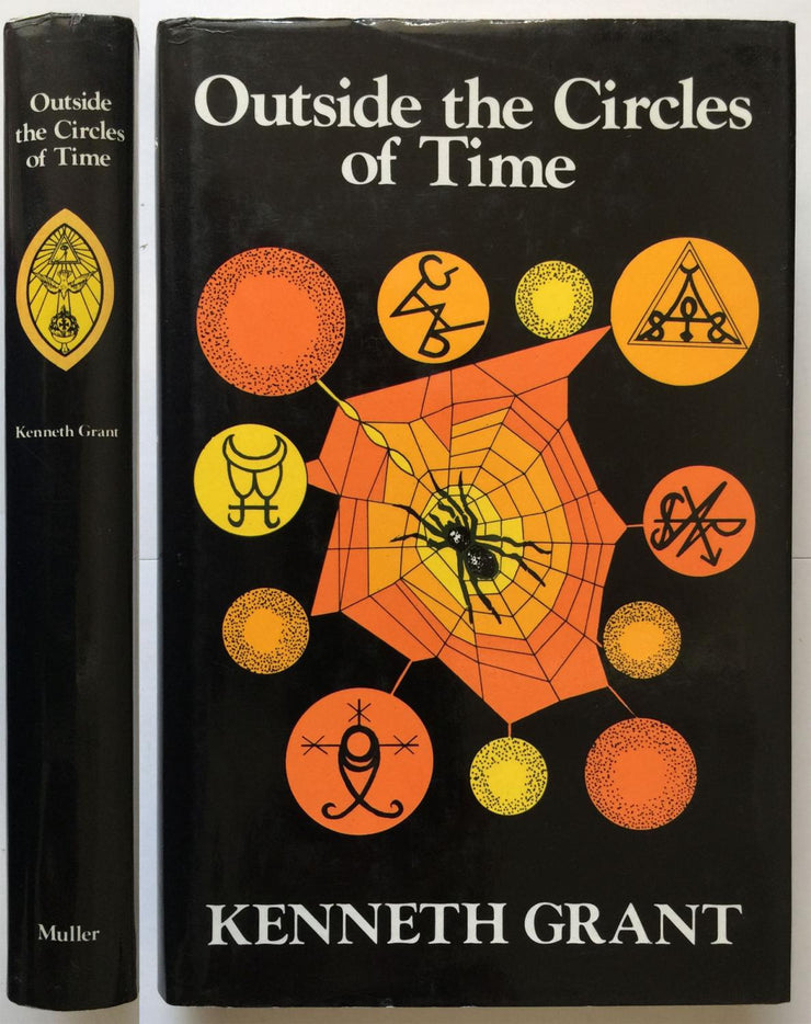 Outside the Circles of Time -  K. Grant Rare Hard to Find and Cheaper than Amazon in all ways!!