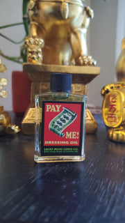 "LuckyMojoCurioCo ""Pay Me Oil"" Anointing / Conjure Oil #Great Deal #LuckyMojoCurioCo #LuckyMojo #EffectiveOils #MoneyMagick"