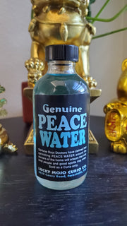 "LuckyMojoCurioCo ""Genuine Peace Water"" Anointing / Conjure Oil #Great Deal #LuckyMojoCurioCo #LuckyMojo #EffectiveOils #WisdomOil"