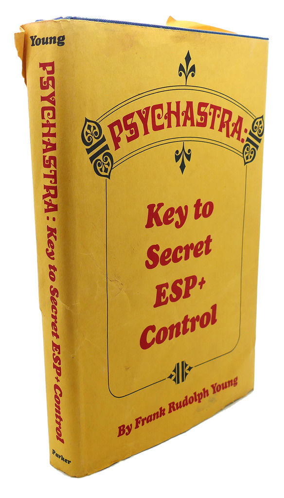 Psychastra: key to secret ESP+Control Frank Rudolph Young ***Instant Access**!!