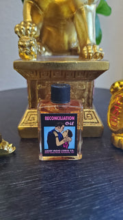 "LuckyMojoCurioCo ""Reconciliation"" Anointing / Conjure Oil #Great Deal #LuckyMojoCurioCo #LuckyMojo #EffectiveOils #LoveMagick"