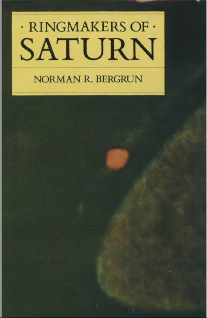 Ringmakers of Saturn By Norman Bergrun  *Instant Download*
