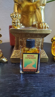 "LuckyMojoCurioCo ""Road Opener Oil"" Anointing / Conjure Oil #Great Deal #LuckyMojoCurioCo #LuckyMojo #EffectiveOils #BlockageRemovalOil"