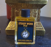 "LuckyMojoCurioCo ""Steady Work"" Anointing / Conjure Oil #GreatDeal #LuckyMojoCurioCo #LuckyMojo #EffectiveOils #MustHave"