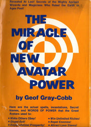 The Miracle of New Avatar Power by Geof Gray-Cobb **Instant download!!**