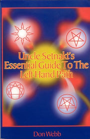 Uncle Seknakt's Essential guide to the lefthand path By Don Webb *Great for Beginners*!! MUST BUY!!