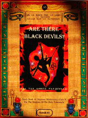 Are There Black Devils *VERY RARE* *Hard To Find* **Instant Access**!!