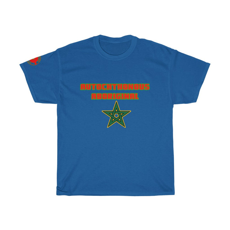 Autochthonous Aboriginal #PeopleFirst #OccultTees #MSTATees