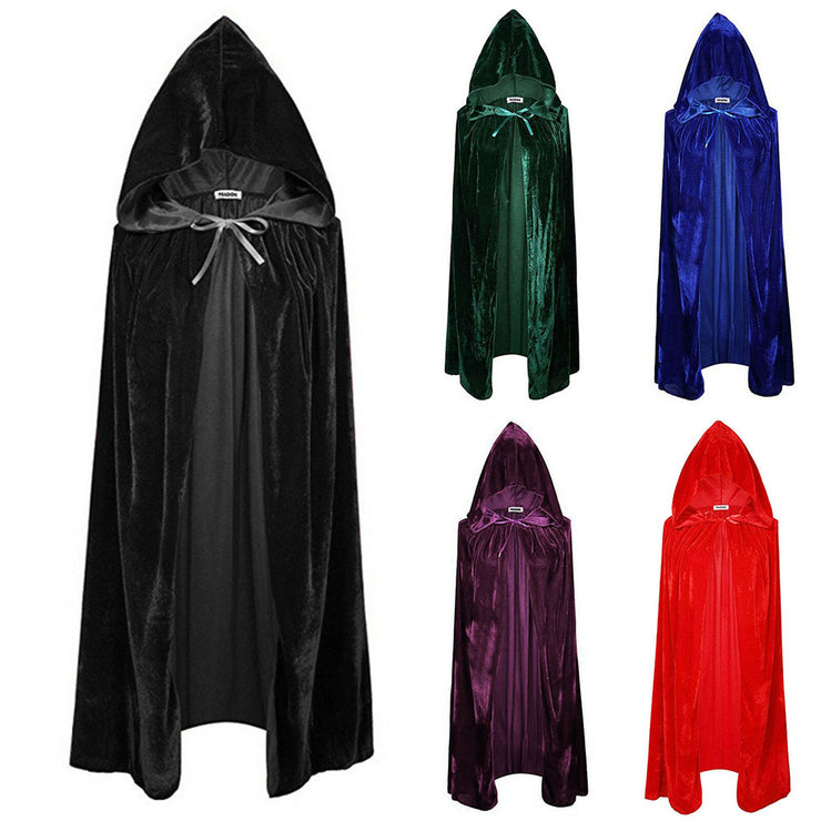 Occult Hooded Adult Unisex Cloak