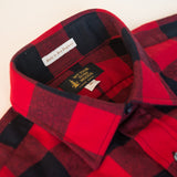 The Cedar Run - Red Buffalo Plaid - Men's