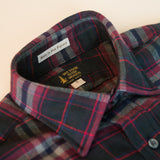 The Cedar Run - Coal Plaid Flannel - Men's