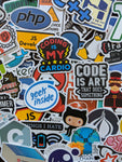 Coder Themed Sticker Pack