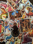 Jesus & Mother Mary Sticker Pack