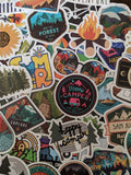 Happy Explorer Sticker Pack