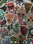 Horror & Grime Sticker Pack