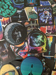 Deep Space Sticker Pack