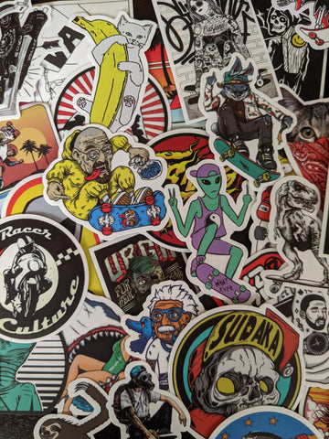 Skater Sticker Pack
