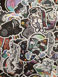Outer Space Sticker Pack