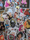 Tattoo Characters Sticker Pack