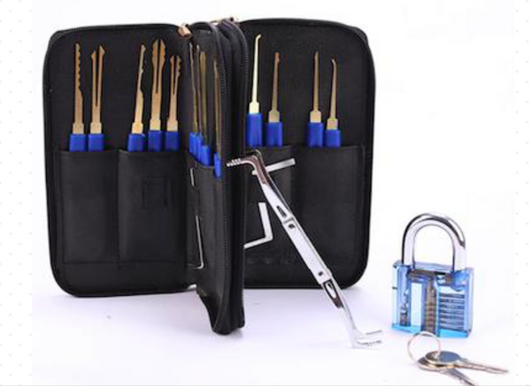24 pcs hook picks - Lock Pick Set