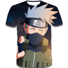 T-Shirt Anime Kakashi