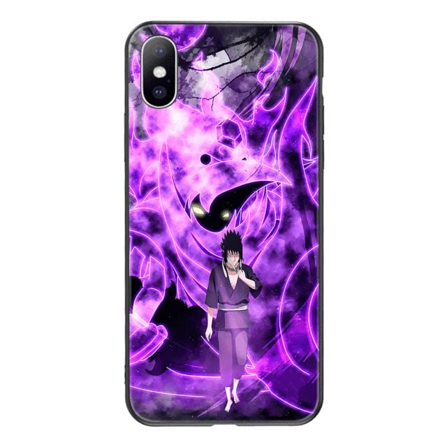 Coque Sasuke iPhone 7