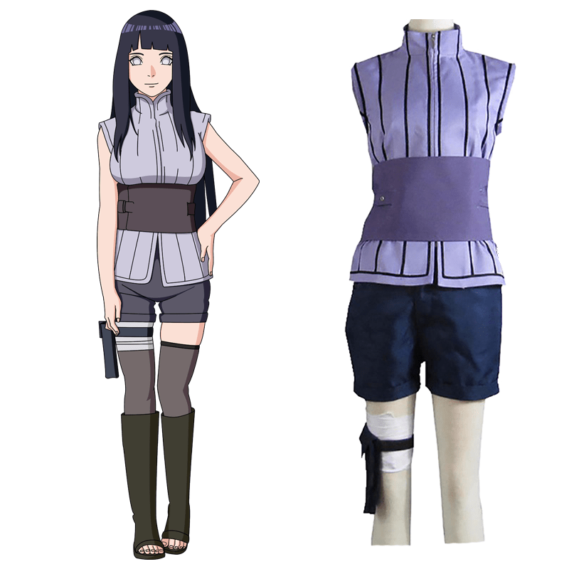 Cosplay-Hinata Hyûga The Last