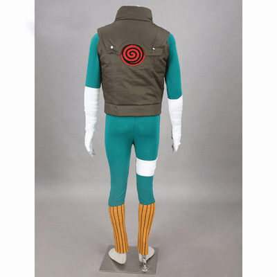 Cosplay Rock Lee Dos