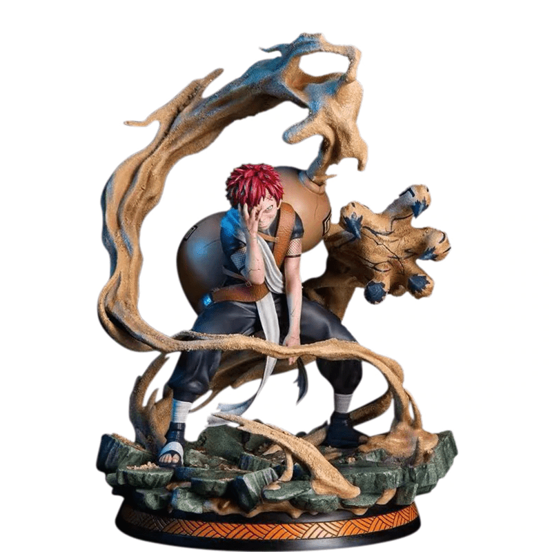 Figurine Naruto <br> Transformation de Gaara