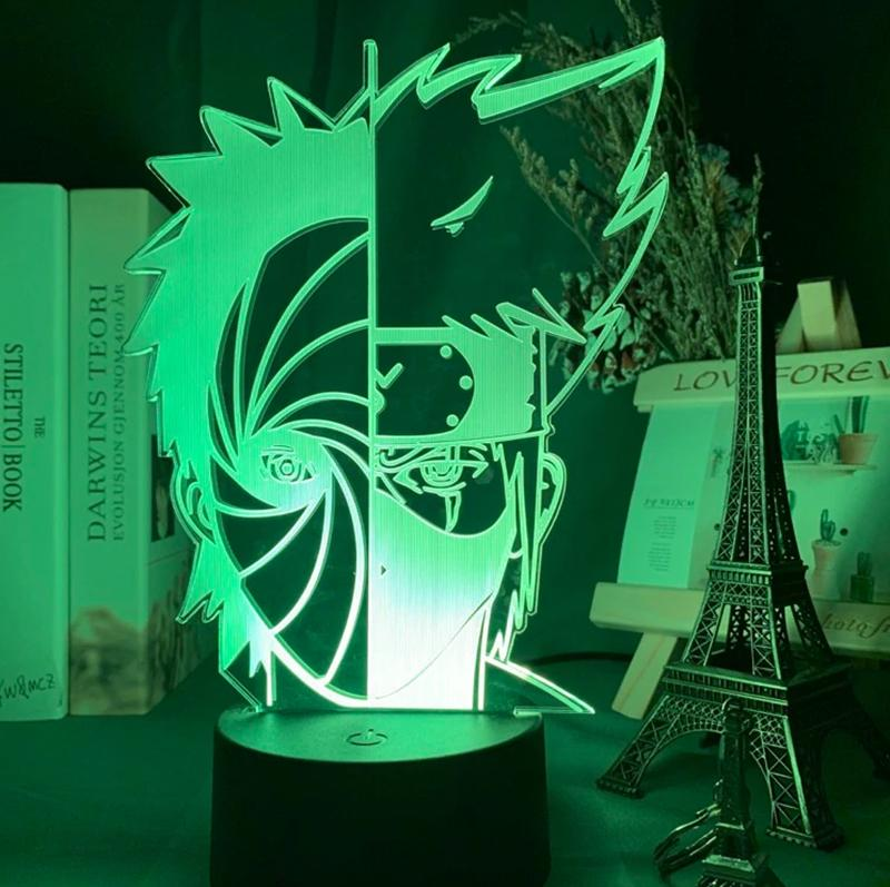 Lampe Naruto <br> Liens