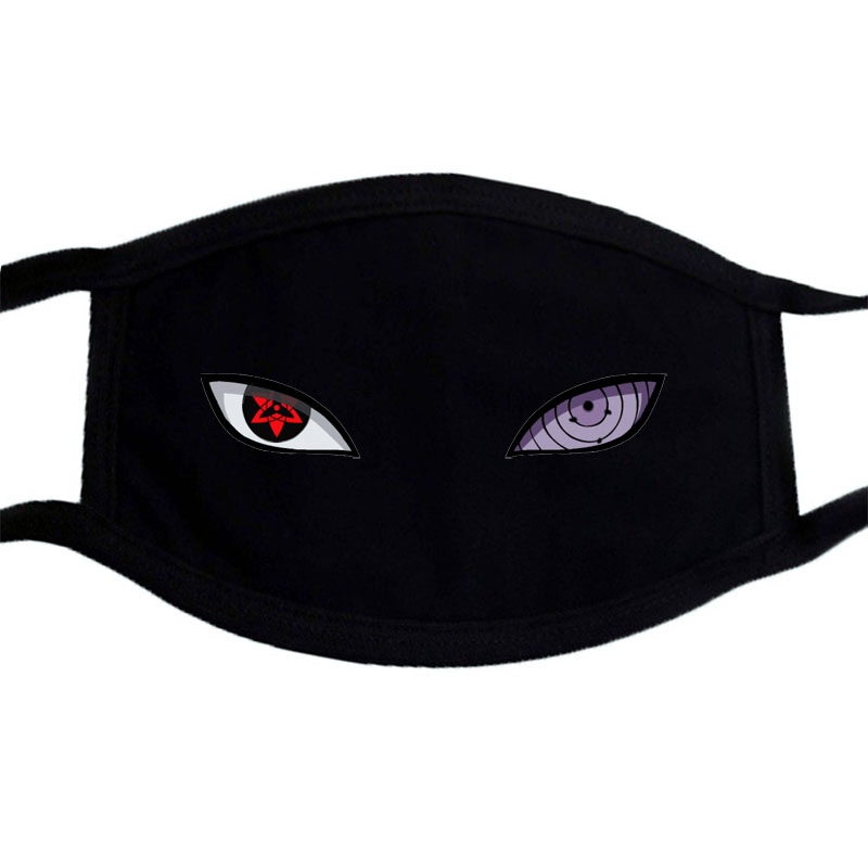 Masque Anti-pollution <br> Sharingan & Rinnegan
