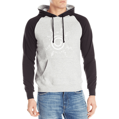 Pull Naruto Homme Blanc