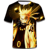T-Shirt Anime Naruto