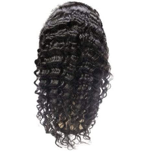 Brazilian Curly Lace Front Wig