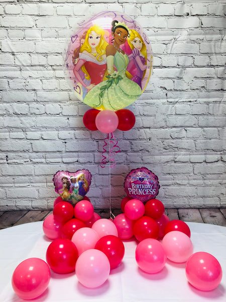Disney Princess Package - WoW Balloons Direct