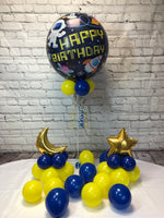 Space Adventure Package - WoW Balloons Direct