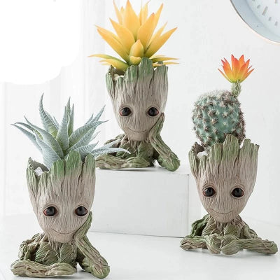 Strongwell Groot Flowerpot Tree