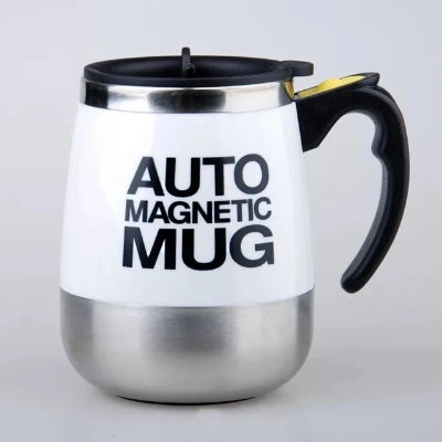 Auto Sterring Coffee mug Stainless Steel