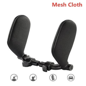 Car Seat Headrest Travel Rest Neck Pillow Support