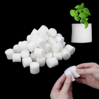 50Pcs/Set Soiless Hydroponic Gardening Plant Tools