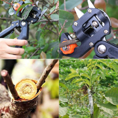 Grafting Pruner Chopper Vaccination Cutting Tree