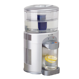Benchtop Water Chiller - Silver