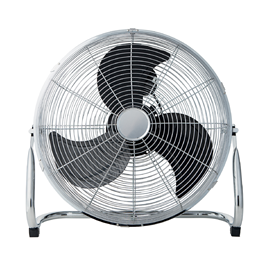 45cm High Velocity Floor Fan