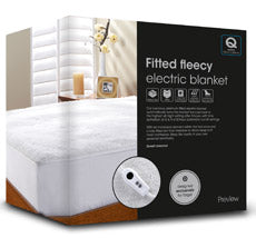 Fitted Fleecy Adjustable Timer (Queen)