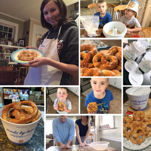 DIY At-Home Pretzel Kit