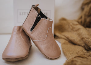 Alba Blush Boot