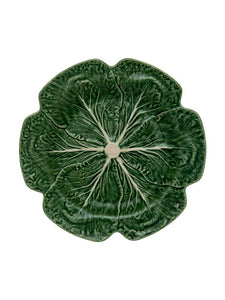 Cabbage Ware Charger Plate